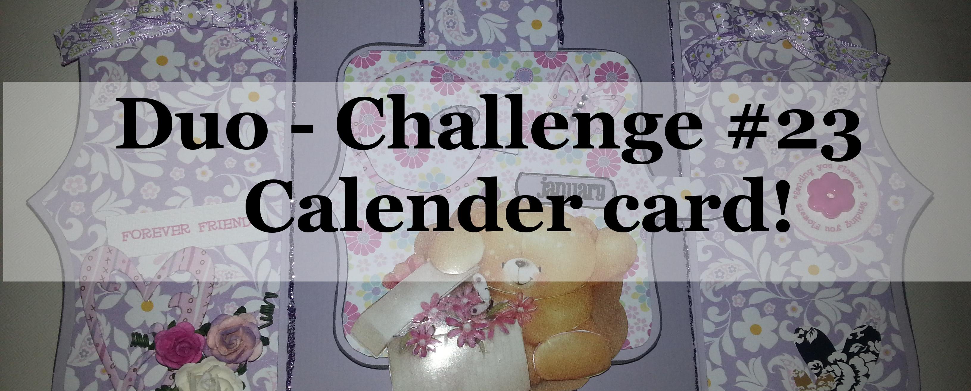 calder card